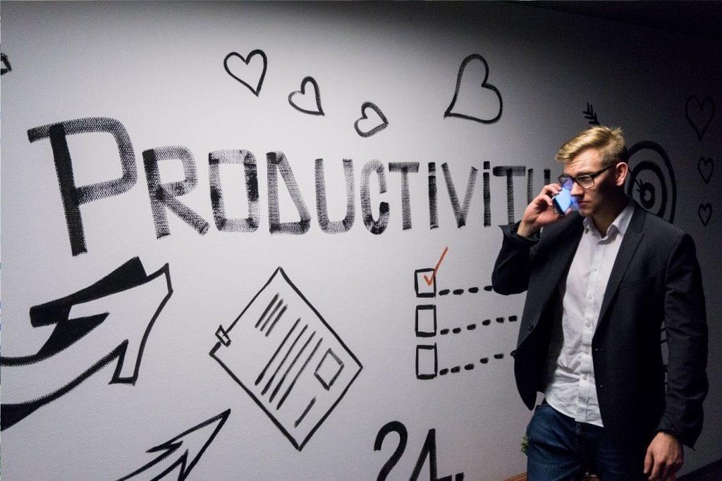 Bekerja di virtual office dapat meningkatkan produktivitas