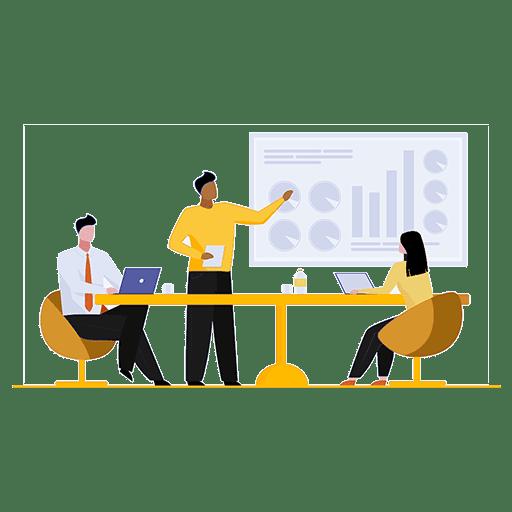 Ruang Pertemuan untuk Virtual Office Member
